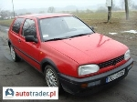 Zdjcie Volkswagen Golf 1.4 r.