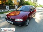 Zdjcie Opel Astra 1.4 r.